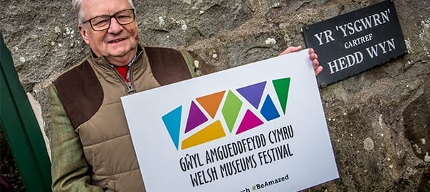 Welsh Museums Festival 2018 launched at Yr Ysgwrn